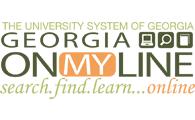Georgia ONmyLINE logo
