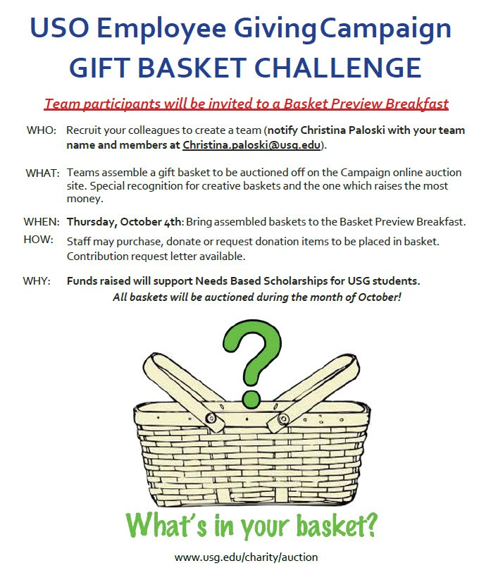 gift basket donation request | Panglimaword co