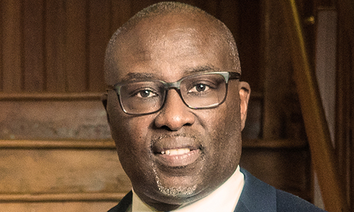 Photo for news article FVSU President Named a Top 10 HBCU Leader