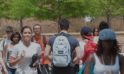 Photo for news article College 2025 Commission Field Survey