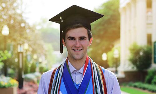 Photo for news article Prestigious Marshall Scholarship Awarded to Georgia College Alumnus