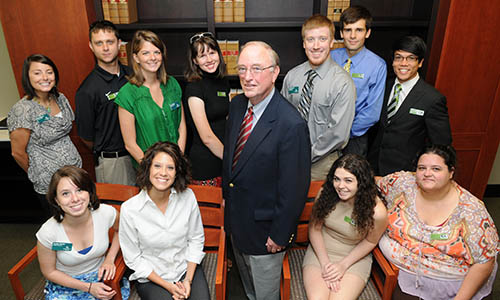 Photo for news article In Remembrance of USG Chancellor Hank Huckaby