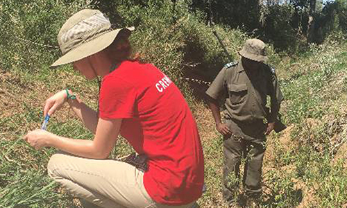 Photo for news article CSU Student Wins International Genome Award in South Africa