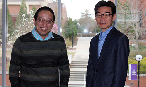 Photo for news article Middle Georgia State Receives $480,000 Federal Grant for Metabolomics