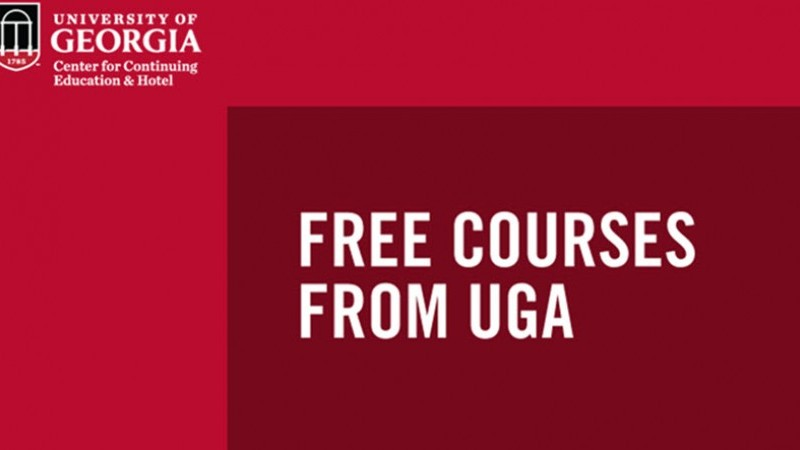 Image for UGA Free Courses