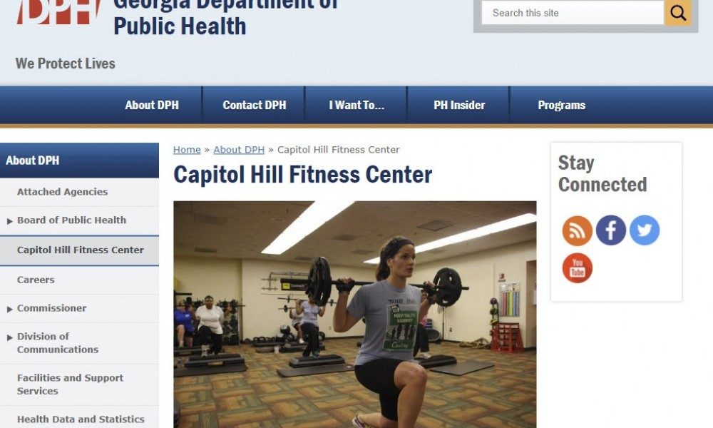 Capitol Hill Fitness Center