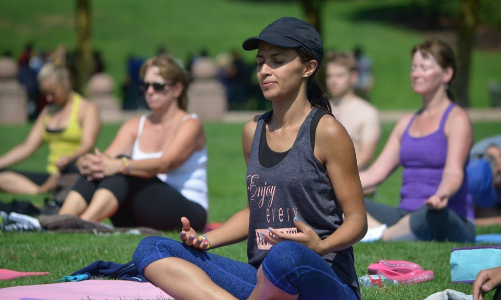 Free Fitness Classes on the Atlanta BeltLine