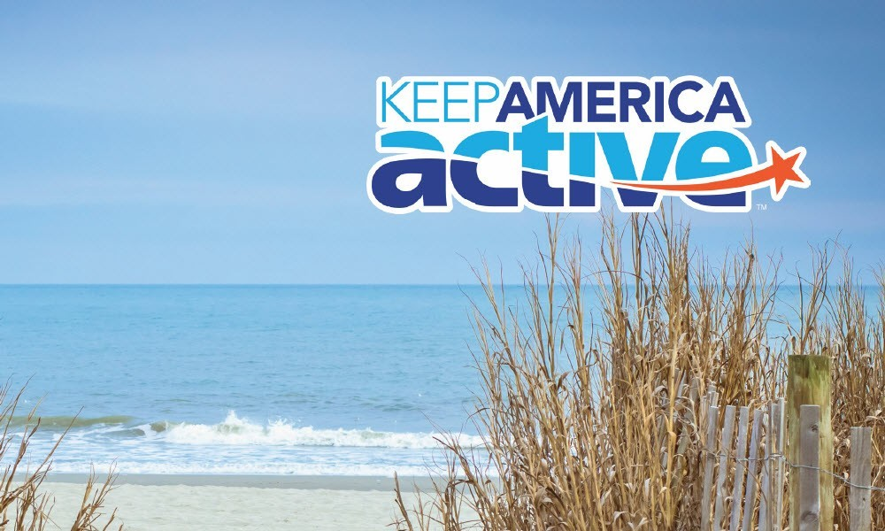 USG Well-being Challenge: Keep America Active