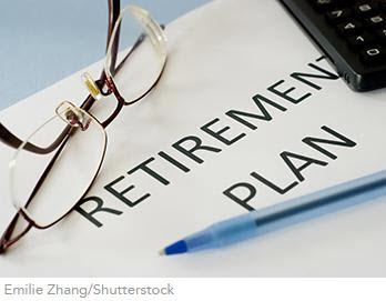 Retirement Looms