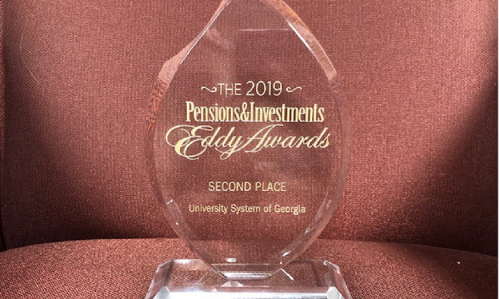 USG Financial Wellness Wins Second Place at 2019 Eddy Awards