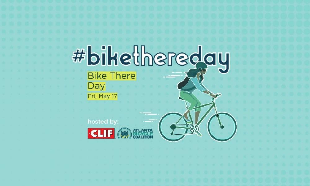 #BikeThereDay