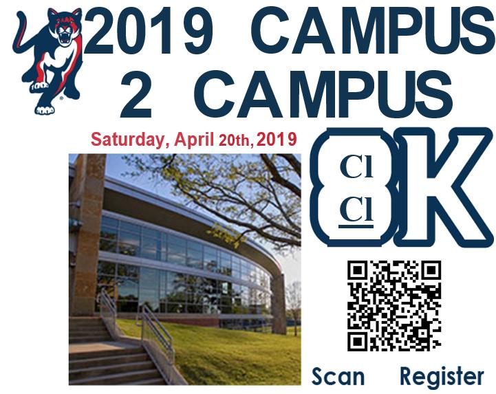 2019 Columbus State University: Campus 2 Campus 8k
