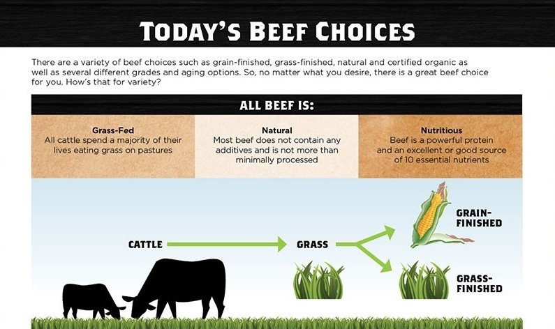 Today's Beef Choices
