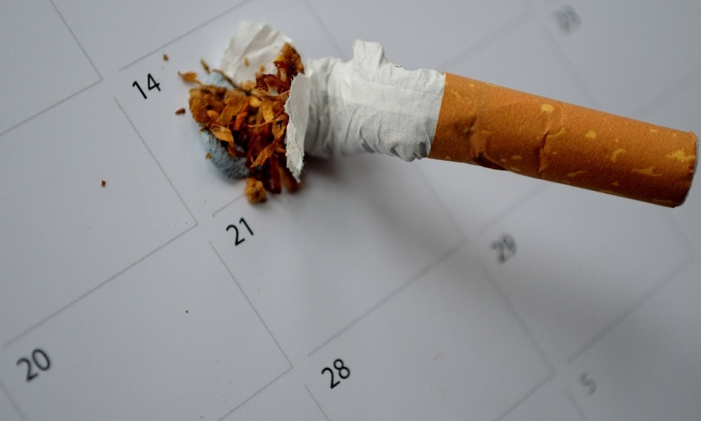 Tobacco and Smoke-free