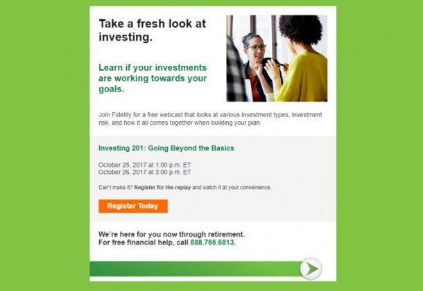 Photo for Investing 201: Going Beyond the Basics