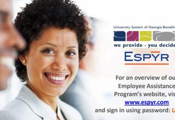 Photo for USG Employee Assistance Program - ESPYR!
