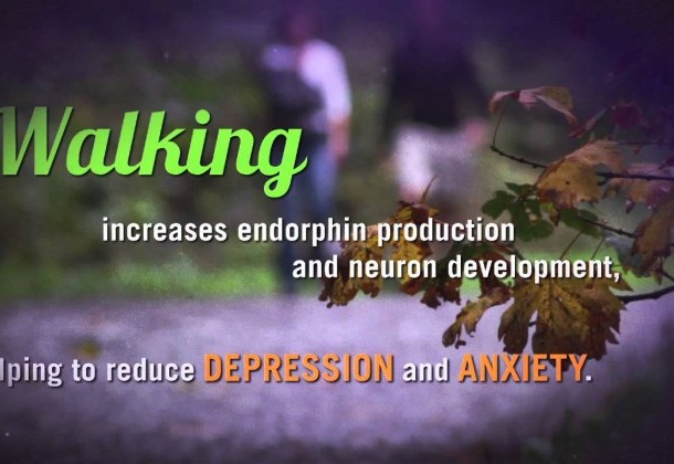 Photo for Bob Sallis, MD: Walking and Depression
