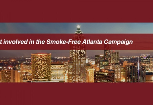 Photo for Smoke-Free Atlanta Campaign