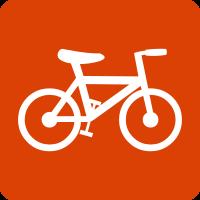 icon of bike