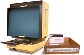 microfiche machine