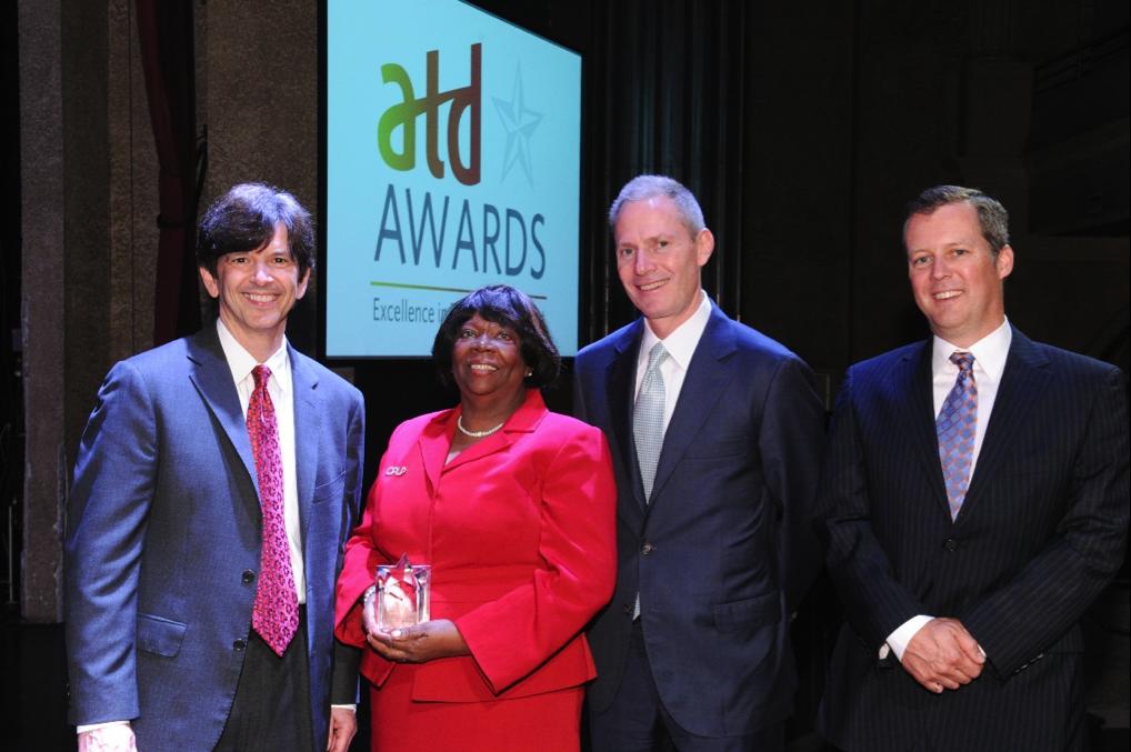 PDC Regional Training Center Leader Receives Award