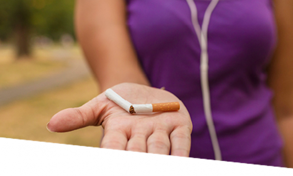 Quitting or not using tobacco is one of the healthiest decisions you can make.