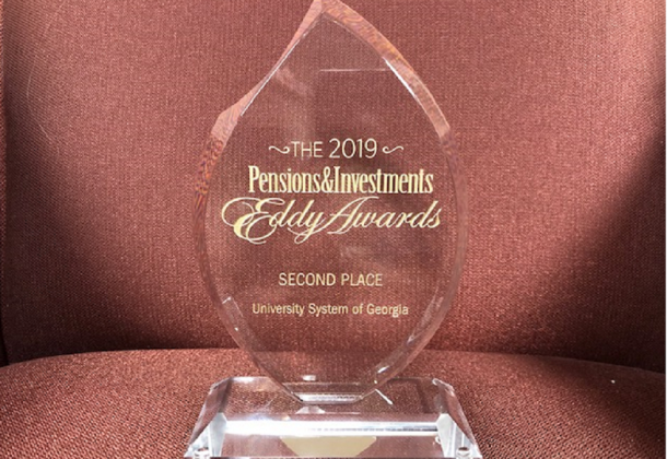 Photo for USG Financial Wellness Wins Second Place at 2019 Eddy Awards