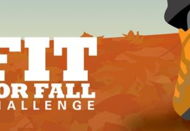 Photo for Fit for Fall Challenge