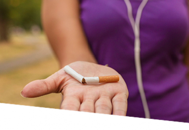 Photo for Quitting or not using tobacco is one of the healthiest decisions you can make.