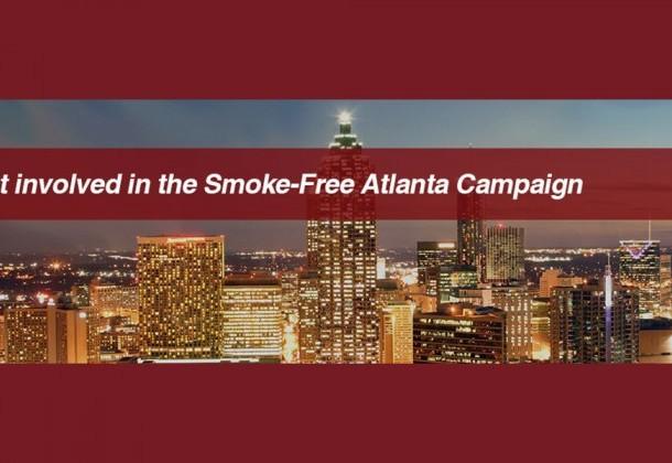 Photo for Smoke-Free Atlanta Campaign